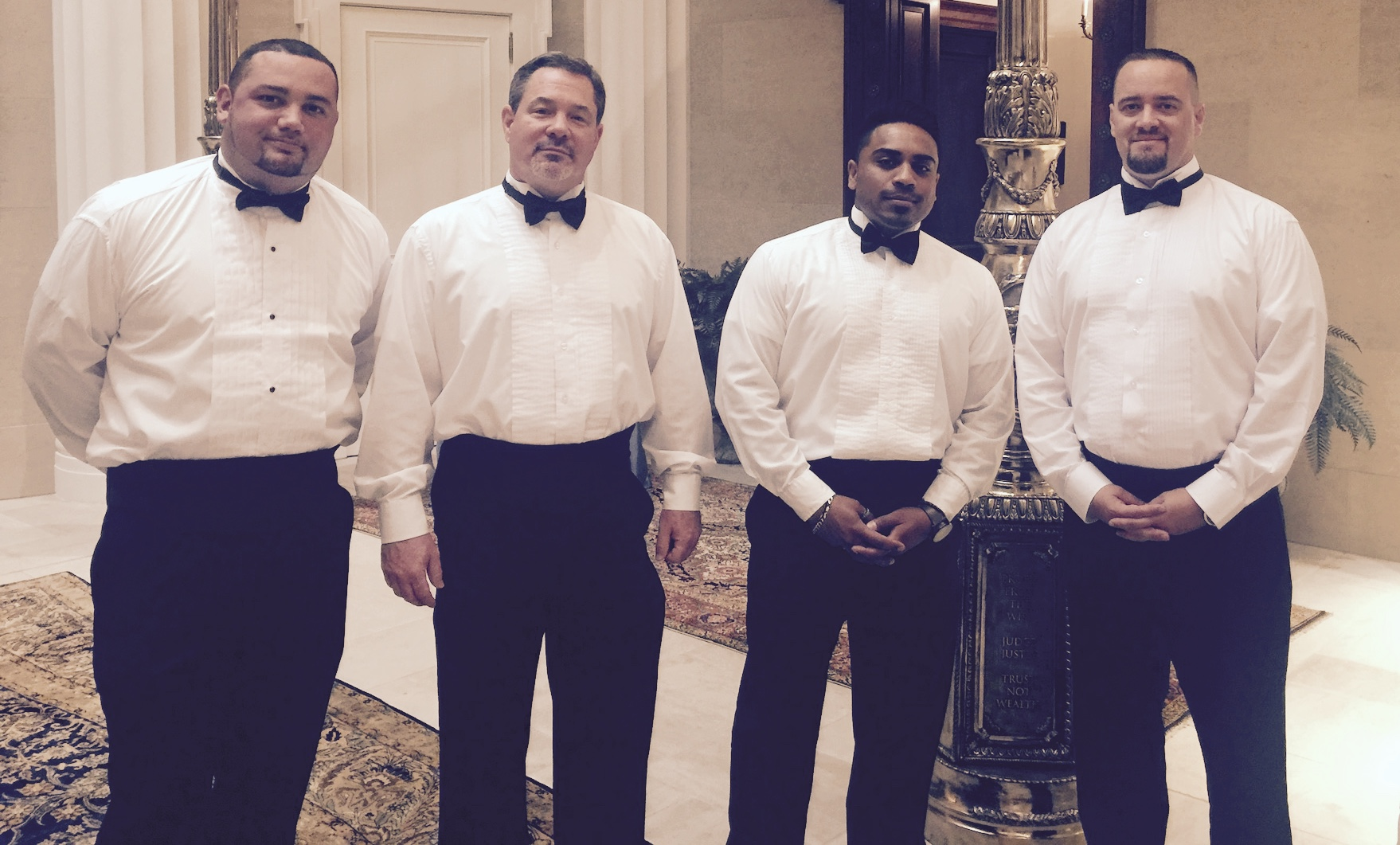 Event Staffing Dallas Waitstaff