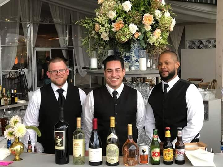Event Staffing Bartenders for hire